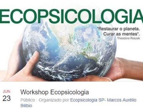 Ecopsicologia – 23 a 25.06.2017